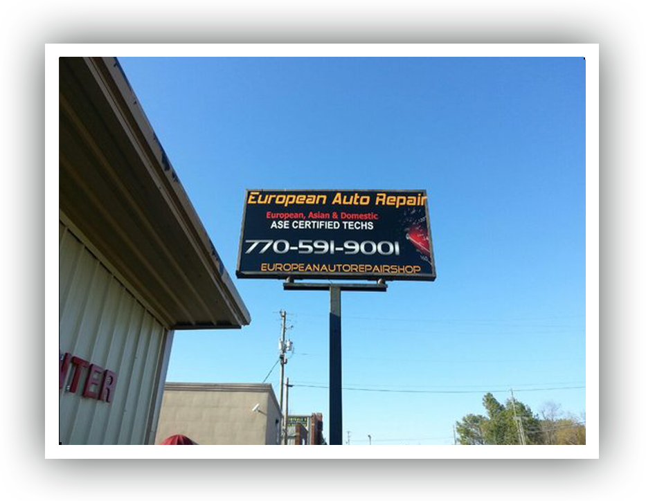 European Auto Repair Shop in Marietta, Georgia